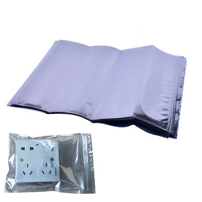 300Mm X 400Mm Anti Static Esd Pack Anti Static Shielding Bag For Motherboard GF