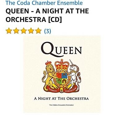 Queen A Night At The Opera CD