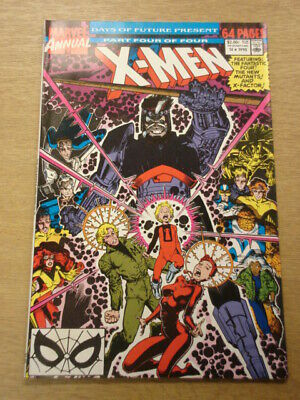 X-Men Uncanny Annual #14 Marvel Comics 1St App Gambit 1990 X