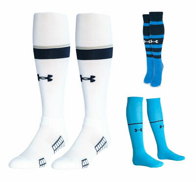 New Under Armour Boys Kids Tottenham Hotspur Home Away Socks UK 9k - 2.5  spurs 85e2aac03862e