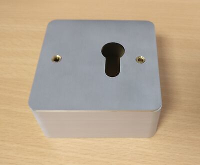 0669.1 Maintained Keyswitch For Euro Cylinder lock barrel, SSS