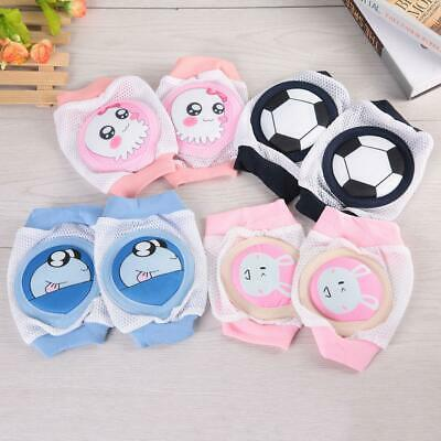 Infant Baby Safety Crawling Knee Pads Elbow Pad Protector Kneepads Cushion
