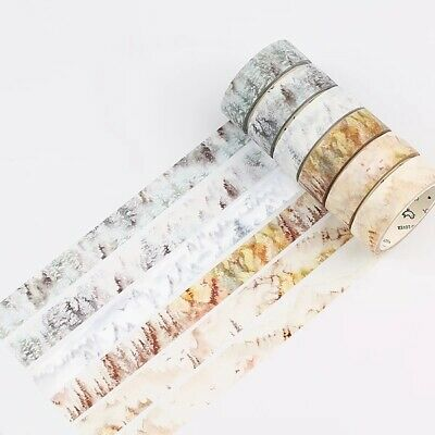 Japan Washi Tape - Seasons 15mm x 7m  MT343