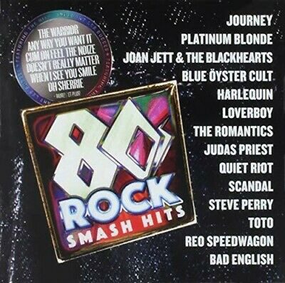 Various Artists - 80s Rock Smash Hits / Various [New CD] Canada - Import