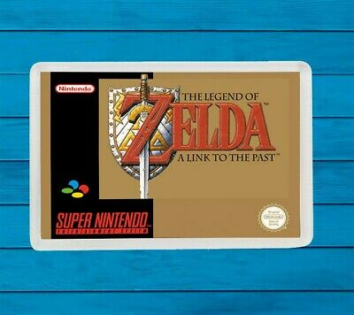The Legend Of Zelda A Link To The Past Super Nintendo Fridge Magnet Iman Nevera