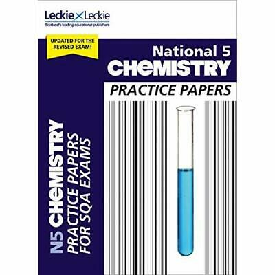 National 5 Chemistry Practice Exam Papers (Practice Pap - Paperback / softback N
