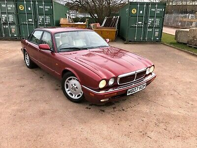 1994 Jaguar Xj6 Sport Auto 3.2 Last Owned For 18 Years Motd Ready Go Px Welcome
