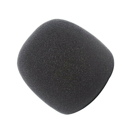Pop Filter Windscreen Microphone Sponge Foam Cover For Yeti Pro Mic