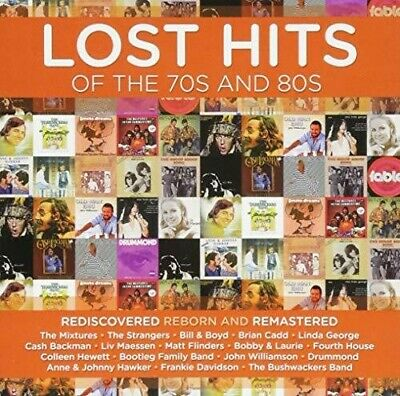 Various Artists - Lost Hits Of The 70s & 80s / Various [New CD] Australia - Impo