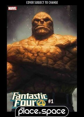 Fantastic Four, Vol. 6 #1G - Artgerm Thing Variant (Wk32)