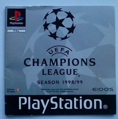 Uefa Champions League (Europe) ISO PS2 ISOs Uefa Champions League Free Download for