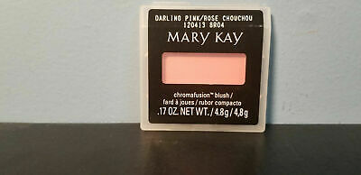 Mary Kay ChromaFusion Blush, Darling Pink .17 Oz. Full Size #120413 NEW