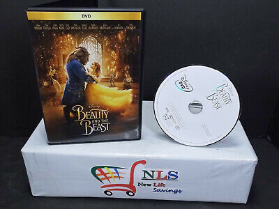 Beauty and the Beast DVD Movie