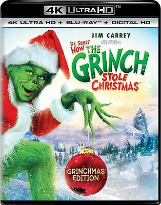 How The Grinch Stole Christmas Movie Poster.How The Grinch Stole Christmas Jim Carrey Movie Poster