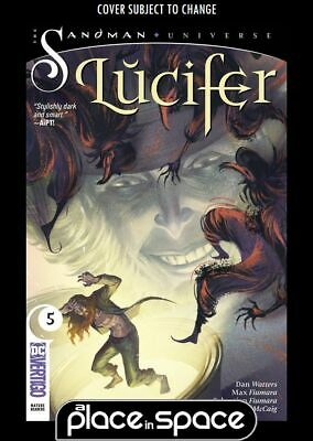 Lucifer, Vol. 3 #5 (Wk08)