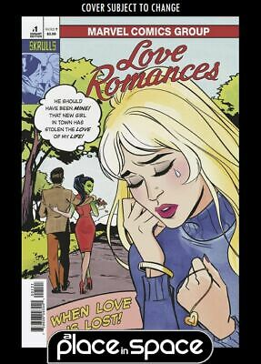 Love Romances, Vol. 2 #1B - Skrulls Variant (Wk08)