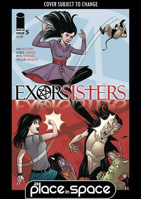 Exorsisters #5A (Wk08)
