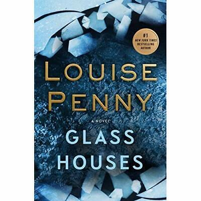 Glass Houses (Chief Inspector Gamache Novel) - Hardback NEW Penny, Louise 09/09/