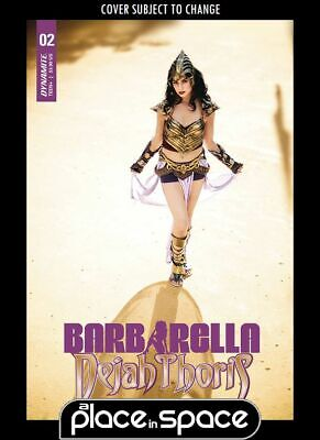 Barbarella / Dejah Thoris #2E - Cosplay (Wk08)