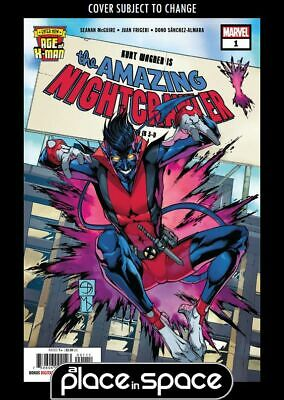 Age Of X-Man: Amazing Nightcrawler #1A (Wk08)