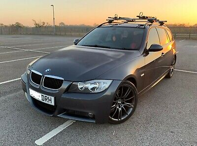 BMW 320D Touring M sport 06, Spares or Repairs