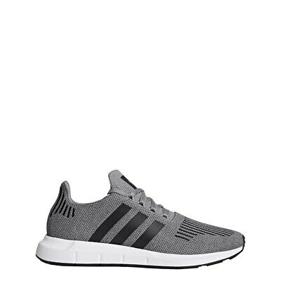 later 50% price for whole family ADIDAS SWIFT RUN grau Schwarz Weiss Schuh Halbschuh grey ...