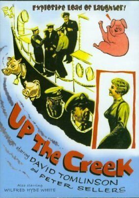 Up The Creek (1958) New Dvd