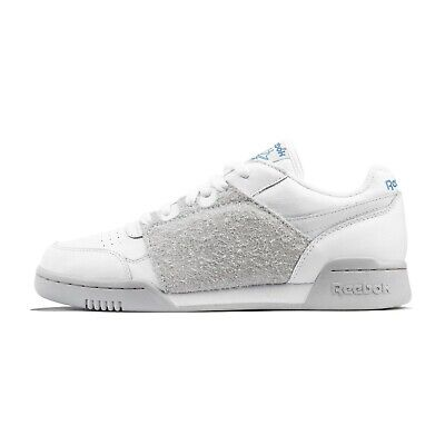 303a88f50fca6 Reebok Classic Workout Plus Nepenthes NY White Men Affiliates New Collabs  DV5178