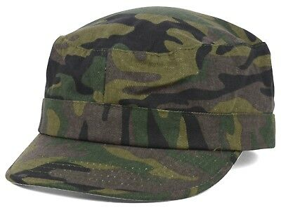 1396af483492c LIDS - MILITARY Style Army Strapback Hat Cap - Camo -  4.18