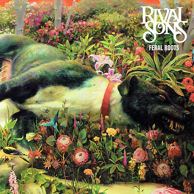 Rival Sons - Feral Roots CD