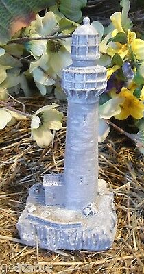 Latex only small lighthouse with rail mold