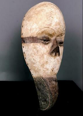 Old   Tribal Geh  Bird Mask   -- Coted'Ivoire