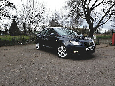 2013 Seat Ibiza Taco 1.4 Cupesport 29K Miles 1 Owner /damage Repairable Salvage