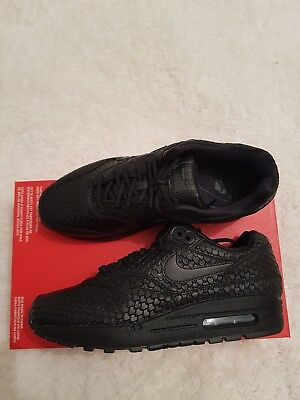 reputable site 3844a 54ad1 Nike Air Max 1 Prm Snakeskin Uk 5.5 EUR 39.
