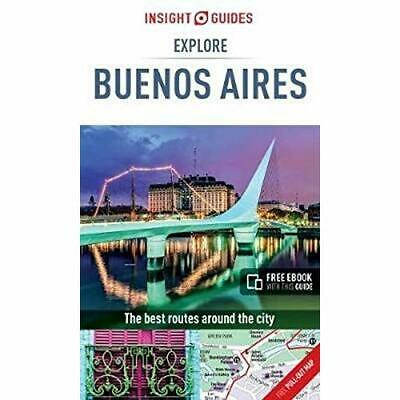 Insight Guides Explore Buenos Aires (Insight Explore Gu - Paperback NEW Guides,