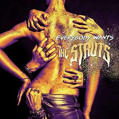Everybody Wants - Struts LP Free Shipping!