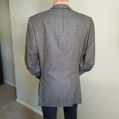 Vintage Mens Busines/Formal Jacket Size L