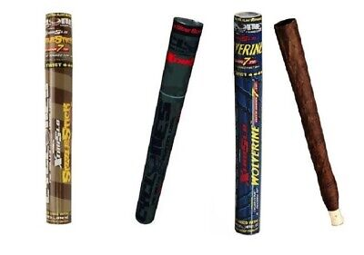 Cyclone XTRASLO Pre-Rolled Cigar Cone Wraps Rolling Paper Cigarette Tip