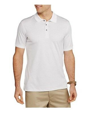 286c559228 NEW MEN'S FILA Four Way Stretch, Pima Cotton, White Polo Shirt. XL ...