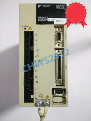 1 PCS Yaskawa servo drive SGDS-08A05A In good condition
