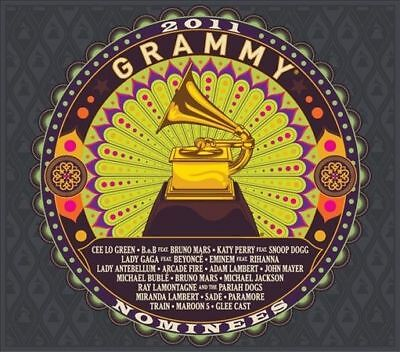 2011 GRAMMY Nominees, Various Artists, , New
