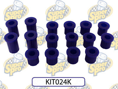 SuperPro Suspension Kit For TOYOTA HILUX 4X4 79-97 Front + Rear