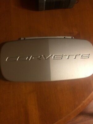 corvette license plate cover 1997-2004 No Reserve