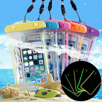 Universal Waterproof Underwater Phone Case Dry Bag Pouch For Smartphone Strict