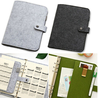 Diary Loose-Leaf Notebook A5/A6 Handwriting Exercise Page Cover Gift Stationary