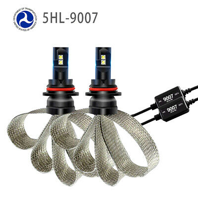 9007 HB5 LED Headlight Conversion Kit 12000LM High Low Beam For Nissan Altima