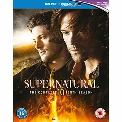 Supernatural - Season 10 [Blu-ray] [2016] [Region Free] Blu-ray