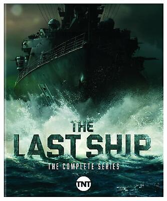 THE LAST SHIP 1-5 (2014-2018): COMPLETE Action TV Seasons Series - NEW Rg1 DVD