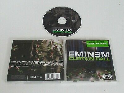 Eminem/curtain Call/the Hits(Aftermath/shady/interscope 602498878934) Cd Album