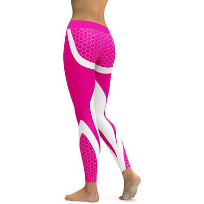 359| Legging Fitness Pantalon Femme Workout Yoga Pant Vêtement Sport Musculation